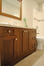 Walnut Vanity Bathroom Vanities Machnee Custom Woodworking