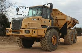 2003 john deere 400d articulated haul truck item j7571 s