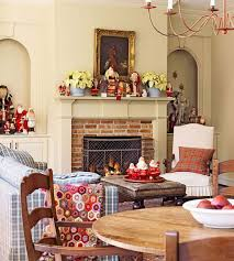 Living Room Mantel Decor Living Room Mantel Christmas Decorating Ideas For Small Living
