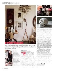 Luxury Home Design Magazine - steph u0026 gaia in profile feature luxury home design magazine