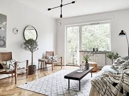swedish home this swedish home is the perfect small space inspo mydomaine