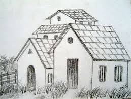 photos easy sketches of scenery drawing art gallery