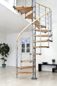 dolle oslo grey spiral stair kit available in 3 diameters
