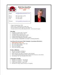 Sample Real Estate Resume Resume Real Estate Sample Real Estate Resume 14 Download Free