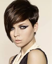 haircut short hair hair style and color for woman