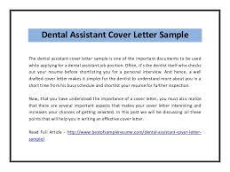 cover letter for article healthcare medical resume dental assistant cover letter sample