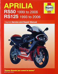 aprilia rs 125 aprilia rs 125 will not start and common problems