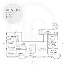 chateau floor plans chateau ten