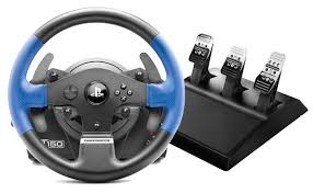 volante ps3 thrustmaster thrustmaster t150 rs pro discoazul