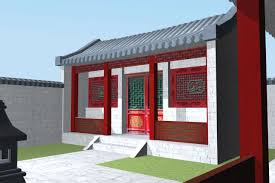 project ancient china texturing a siheyuan u2013 kakes u0027 3d learning maya