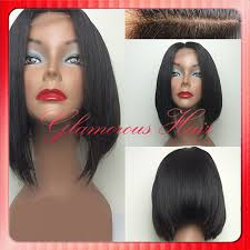 bob hairstyle with part down the middle pictures on middle part bob hairstyles cute hairstyles for girls