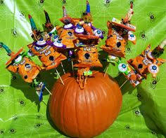 spider halloween goody bags for the boys in lucas u0027 3rd grade class