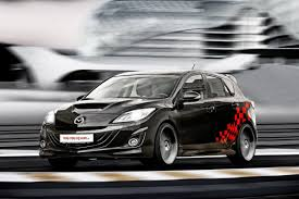 mazda 3 mps mr car design wrenches out an extra 50hp from mazda3 mps hatch