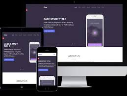 bootstrap sites templates fresh and free responsive html5 site templates html css web