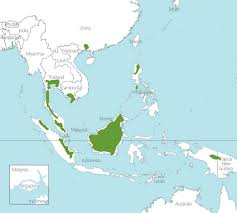 south asia countries map southeast asia political map isolated asia physical map
