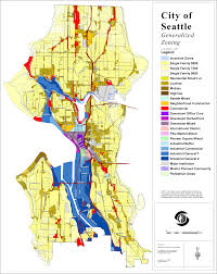 Seattle Monorail Map by Mayor U0027s Housing Committee Proposes Modifying Seattle U0027s Single