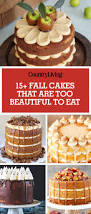 Halloween Cake Flavors by 16 Best Fall Cake Recipes Autumn Cake Flavors