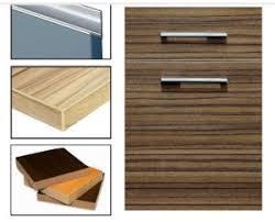 Wood Grain Laminate Cabinets China Laminate Woodgrain Mdf Cabinet Doors With Edge Banding Zhuv
