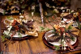 Fall Table Settings Set Your Table With Decor