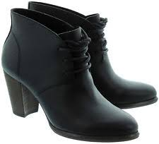 ugg womens mackie boots black s shoes and boots in brand ugg australia fastening lace up