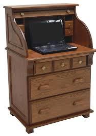 Oak Laptop Desk 29 W Solid Oak Laptop Computer Scholar S Desk
