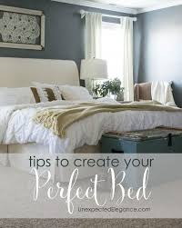 How To Make A Comfortable Bed 85 Best Bedroom Oasis Images On Pinterest Master Bedrooms Oasis