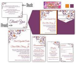 diy pocket wedding invitations wedding insert templates endo re enhance dental co