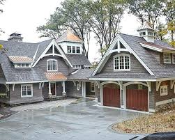 full image for single story craftsman style homes with detached