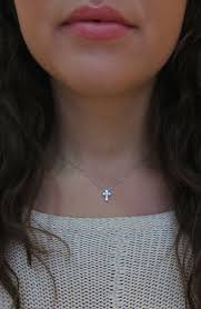 cross stone necklace images Cross stone necklace jpg