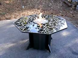 homemade fire pit table fire pit inspiring ideas build your own gas fire pit decorative