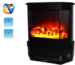 amish electric fireplace heat
