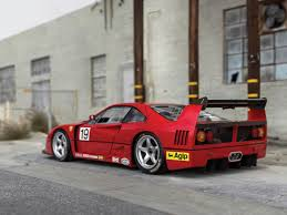 how many f40 are left rm sotheby s 1994 f40 lm