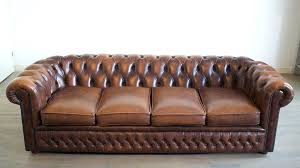 canap chesterfield cuir vintage design d intérieur canape chesterfield cuir grand canapac 4 places