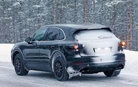 2018 porsche cayenne new carsautodrive