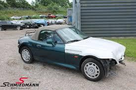 bmw z3 specialist recycled car bmw z3 roadster page 1