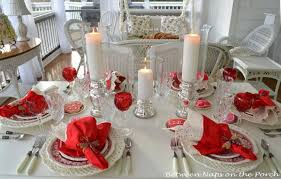 Simple Valentine Table Decoration Ideas by Romantic Valentines Day Ideas U2013 3 Valentine Dinner Ideas To