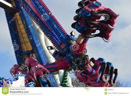 fairground ride editorial photography image 62928212