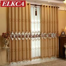 Arabic Curtains Aliexpress Com Buy Custom Made European Royal Luxury Curtains