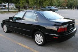 1996 honda accord lx honda accord black used of the 1996 at 400 w northwest highway
