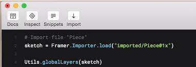 sketch tips for framer js u2013 design sketch u2013 medium
