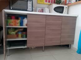 buffet meuble cuisine charmant meuble cuisine ikea pas cher 5 buffet de cuisine chez