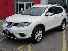 nissan rogue used 2016 2016 nissan rogue sv in midnight jade for sale in boston ma
