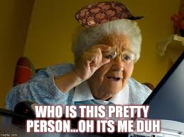 Who Is This Meme - grandma finds the internet meme imgflip
