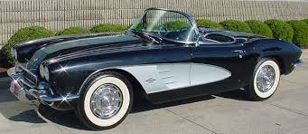 1961 chevy corvette 1961 chevrolet corvette c1 production statistics and facts