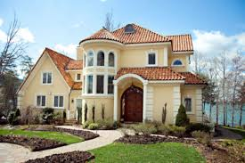 10 small mediterranean house exterior paint colors spanish