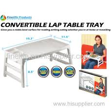 lap tables for eating convertible lap table tray for commodity plastic folding tray