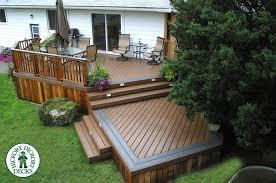 composite decking deck ideas deck h103604