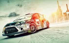 mobil balap keren berbagai game baru dirt 3