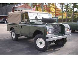military land rover 1969 land rover military jeep for sale classiccars com cc 911260
