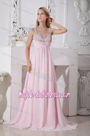 light pink graduation dresses straps beaded light pink long graduation dresses for college